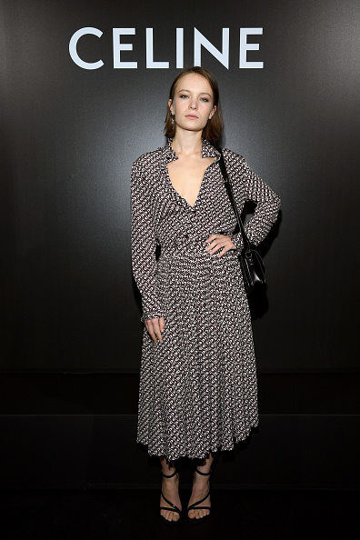 Purse「Celine : Front Row -  Paris Fashion Week - Womenswear Spring Summer 2020」:写真・画像(1)[壁紙.com]