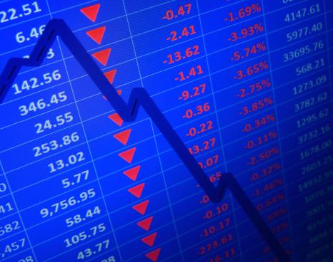 Deterioration「Market Crashes」:スマホ壁紙(5)