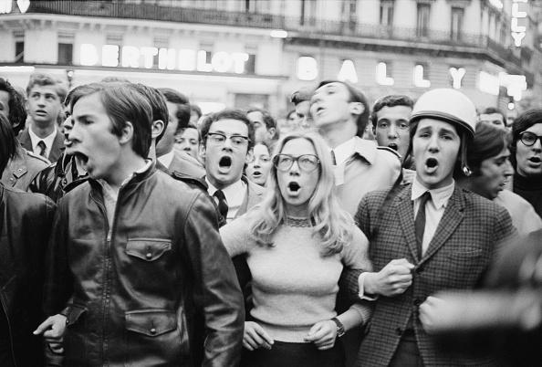 Paris - France「Paris Demonstration」:写真・画像(17)[壁紙.com]