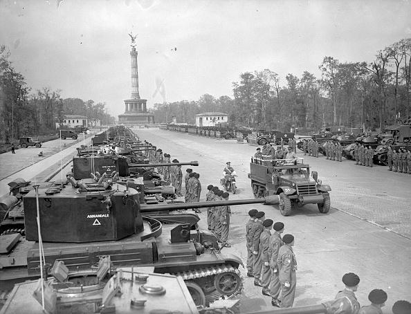 Concentration「Allies In Berlin」:写真・画像(15)[壁紙.com]