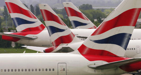 Tail「British Airways Full year 2005 results.」:写真・画像(3)[壁紙.com]