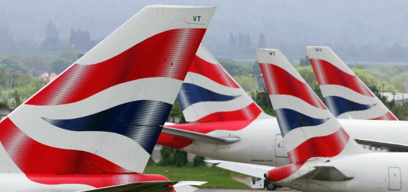 Tail「British Airways Due To Announce Full Year Results」:写真・画像(1)[壁紙.com]
