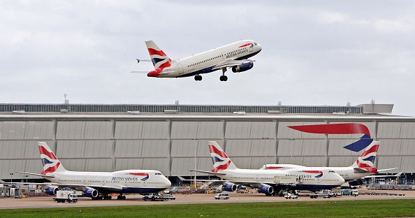 Tail「British Airways Due To Announce Full Year Results」:写真・画像(7)[壁紙.com]