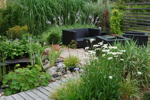 Pond「Garden lounge」:スマホ壁紙(6)