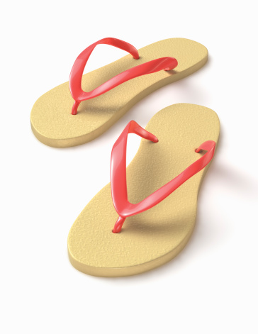 Flip-Flop「Flip flop sandals」:スマホ壁紙(8)