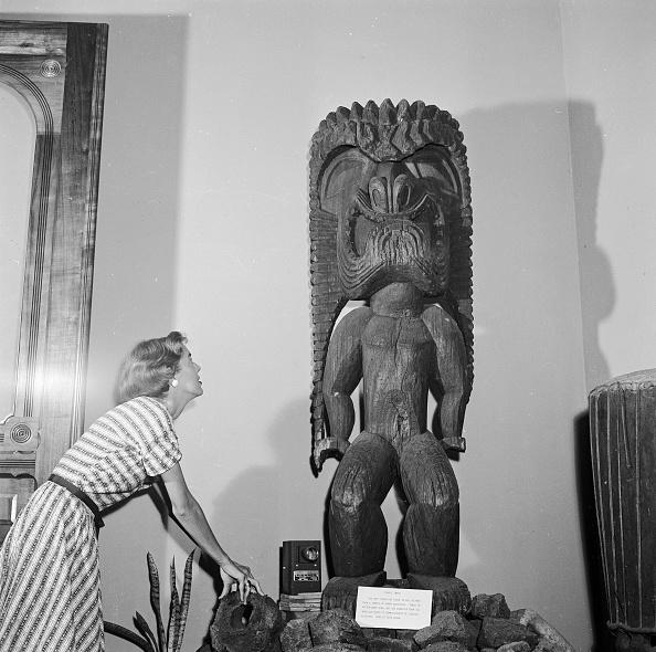Model - Object「Hawaiian God」:写真・画像(4)[壁紙.com]