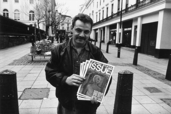Homelessness「The Big Issue」:写真・画像(8)[壁紙.com]