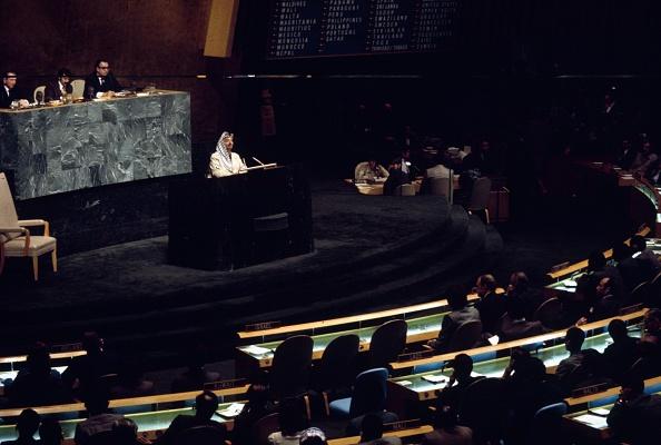 United Nations「PLO Address」:写真・画像(1)[壁紙.com]