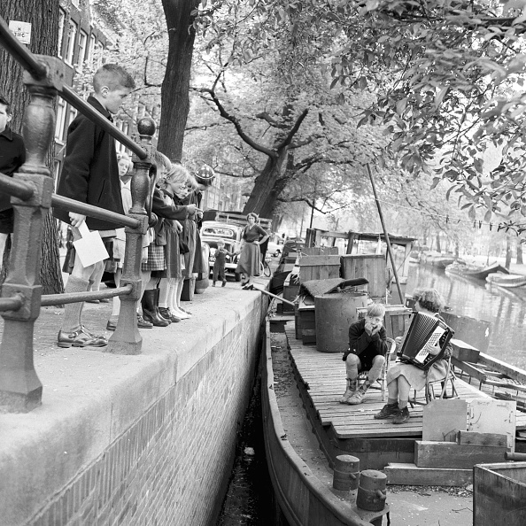 Accordion - Instrument「Dutch Houseboat」:写真・画像(7)[壁紙.com]