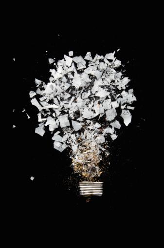 Destruction「Crushed Lightbulb」:スマホ壁紙(2)