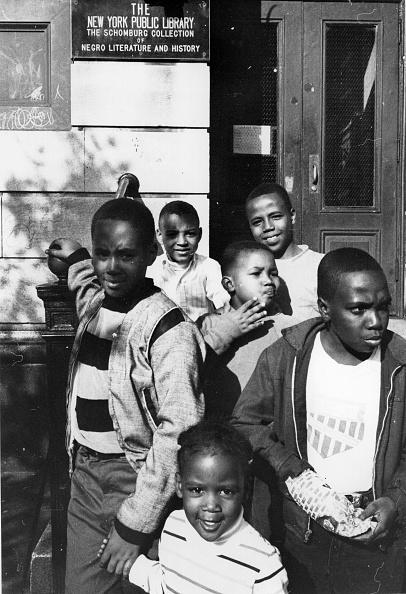 1960-1969「Children At Library」:写真・画像(7)[壁紙.com]