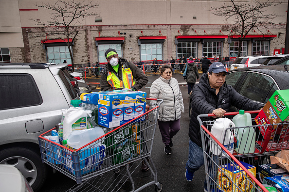 Costco Wholesale Corporation「Businesses Close Stores Nationwide In Response To Coronavirus Pandemic」:写真・画像(17)[壁紙.com]