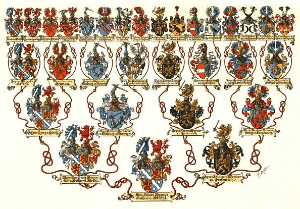 Patriotism「Heraldic Atlas Artist H Strohl」:写真・画像(18)[壁紙.com]