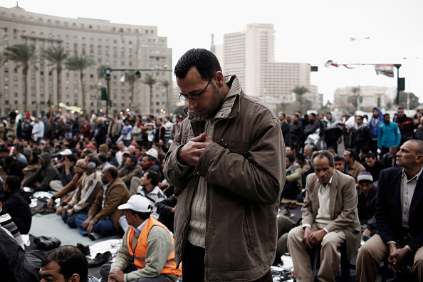 Giles「Protests Continue Against Egyptian President Mohammed Morsi」:写真・画像(1)[壁紙.com]