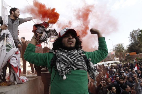 Giles「Protests Continue Against Egyptian President Mohammed Morsi」:写真・画像(18)[壁紙.com]