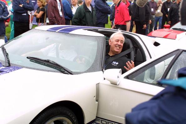 フォード・GT「Ford Celebrates Company Centenial」:写真・画像(4)[壁紙.com]