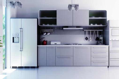 Simplicity「Modern Interior 3d render」:スマホ壁紙(18)