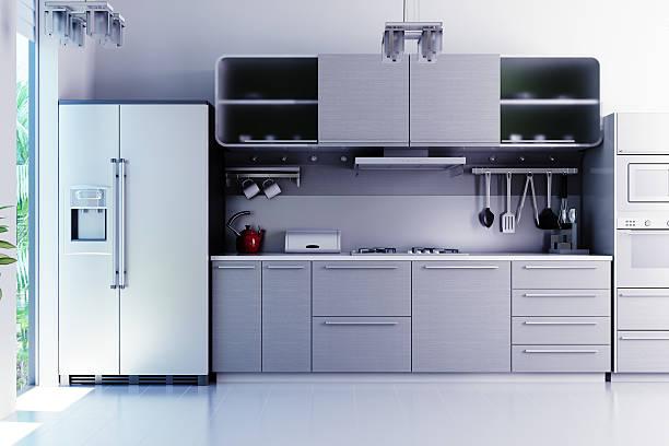 Modern Interior 3d render:スマホ壁紙(壁紙.com)