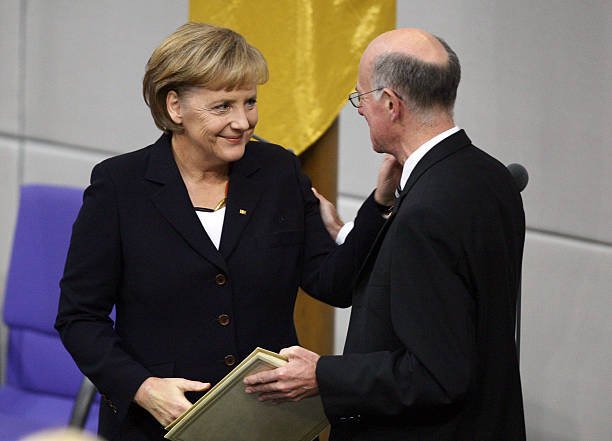 Re-Elected Chancellor Merkel And Ministers To Be Sworn In:ニュース(壁紙.com)