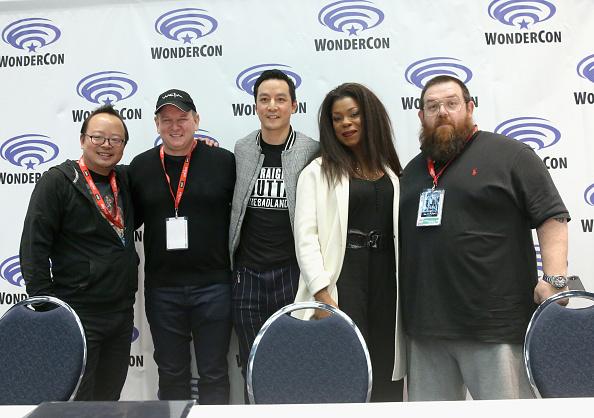 Anaheim Convention Center「AMC WonderCon: Into the Badlands Panel」:写真・画像(12)[壁紙.com]