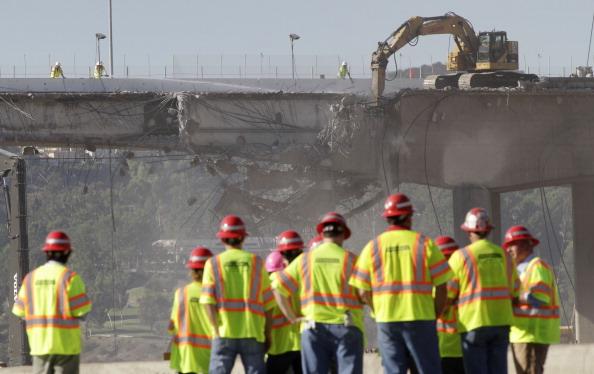 Built Structure「Carmageddon Returns To Los Angeles」:写真・画像(2)[壁紙.com]