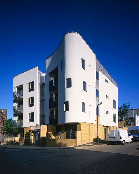 Inexpensive「New Flats in North West London for the Stonebridge Housing Action Trust」:写真・画像(4)[壁紙.com]
