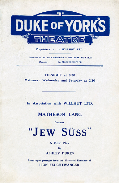 Comedy Film「'Jew Suss'」:写真・画像(17)[壁紙.com]