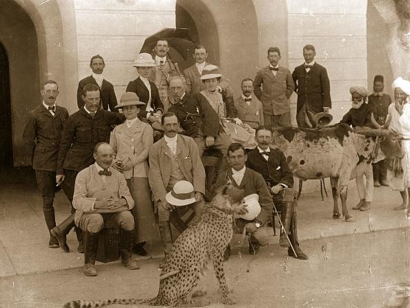 British Culture「Pet Cheetah」:写真・画像(12)[壁紙.com]