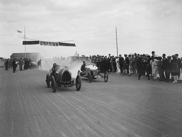 Motorsport「Bugatti of Leon Cushman racing at the Southsea Speed Carnival, Hampshire, 1922」:写真・画像(7)[壁紙.com]