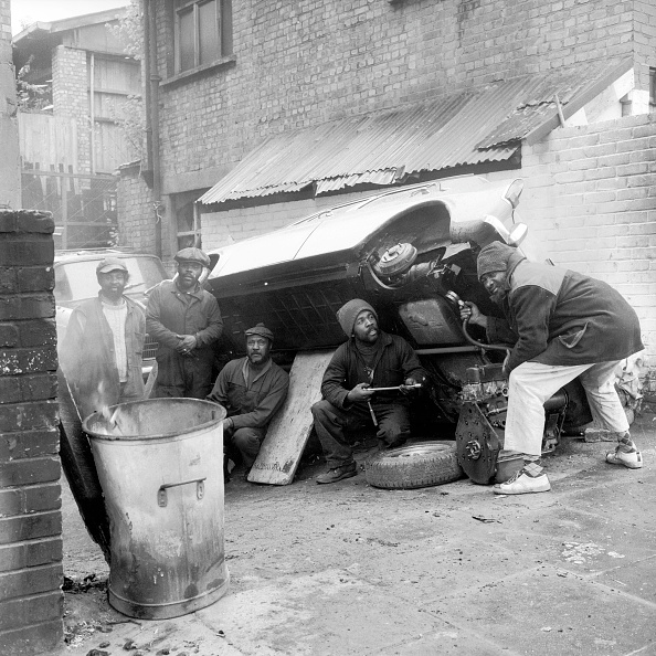 Mechanic「Street Mechanics」:写真・画像(9)[壁紙.com]