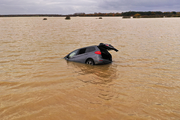 Natural Disaster「Fresh Rainfall Brings More Flooding And Weather Warnings」:写真・画像(4)[壁紙.com]