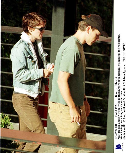 Problems「Matt Damon And Girlfriend Winona Ryder Were Both Despera」:写真・画像(15)[壁紙.com]