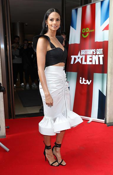 Middle Hair Part「Britain's Got Talent - Red Carpet」:写真・画像(13)[壁紙.com]