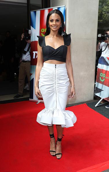 Middle Hair Part「Britain's Got Talent - Red Carpet」:写真・画像(14)[壁紙.com]