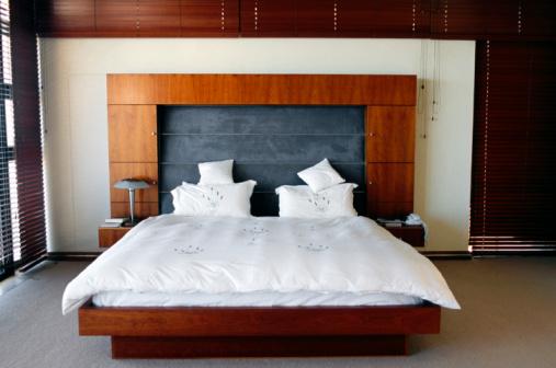 Duvet「Contemporary bedroom」:スマホ壁紙(17)