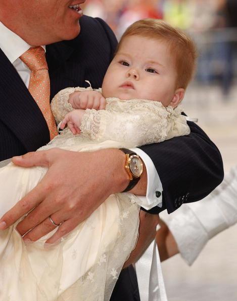 Netherlands「NL: Christening Of Princess Catharina-Amalia」:写真・画像(13)[壁紙.com]