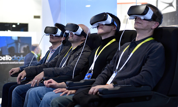 Technology「Latest Consumer Technology Products On Display At CES 2016」:写真・画像(16)[壁紙.com]