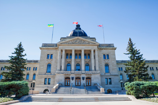 Saskatchewan「Saskatchewan Legislative Building」:スマホ壁紙(12)