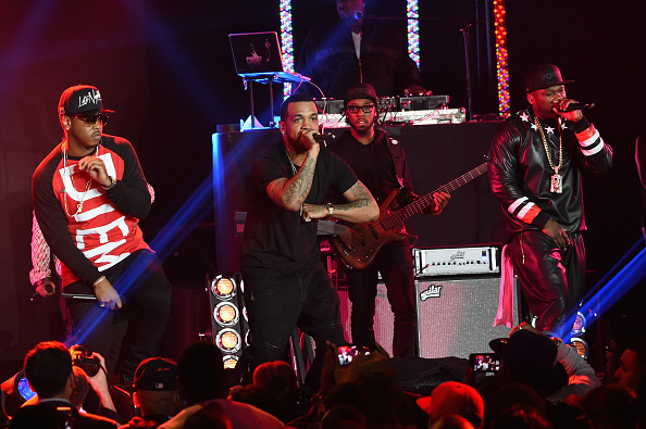 """Lloyd Banks「""""Power"""" Season Two Premiere Event With Special Performance From 50 Cent, G-Unit And Other Guests」:写真・画像(17)[壁紙.com]"""
