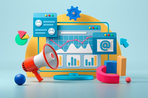 E-Mail「Digital marketing」:スマホ壁紙(12)