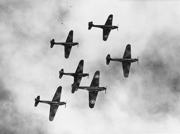 World War II「Fairey Battle Bombers」:写真・画像(7)[壁紙.com]