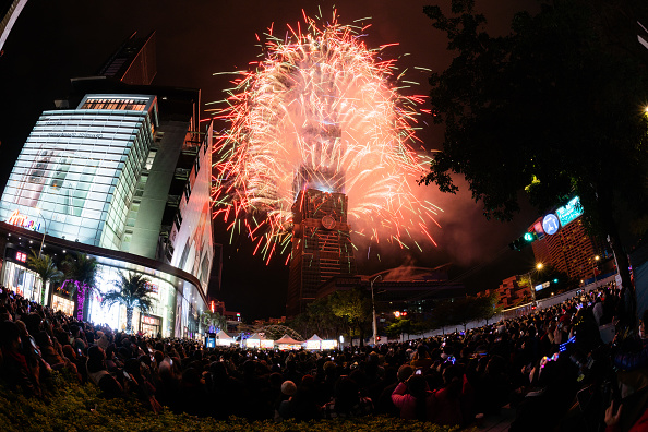 New Year「Taiwanese Celebrate New Year's Eve」:写真・画像(12)[壁紙.com]