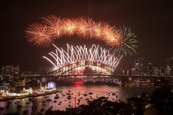 Sydney「Sydney Celebrates New Year's Eve 2019」:写真・画像(17)[壁紙.com]