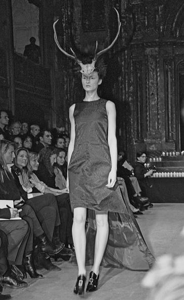 Alexander McQueen - Designer Label「Alexander McQueen's New York Debut」:写真・画像(7)[壁紙.com]
