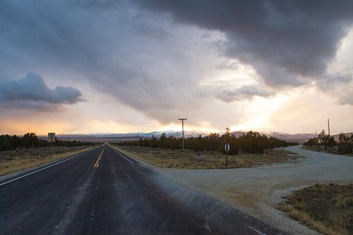 Dirt Road「Fork in the Road」:スマホ壁紙(13)