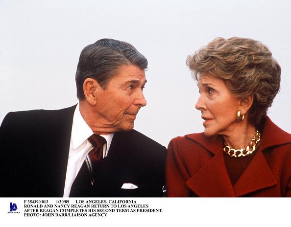 T 「President & Mrs. Reagan」:写真・画像(0)[壁紙.com]