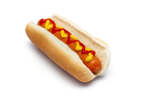 Bun - Bread「Hot Dog (path)」:スマホ壁紙(1)