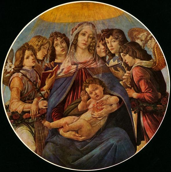 Virgin Mary「Madonna Of The Pomegranate」:写真・画像(17)[壁紙.com]
