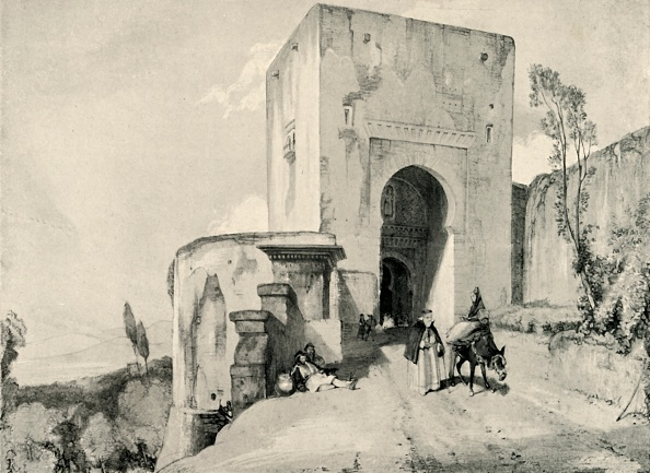 Tourism「Gate Of Justice」:写真・画像(3)[壁紙.com]