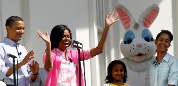 Alex Wong「President And Mrs. Obama Host Easter Egg Roll On White House Lawn」:写真・画像(15)[壁紙.com]